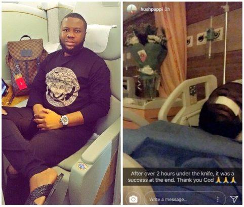 Hushpuppi Regrets Undergoing Surgery, Advises People Against It (Photos)
