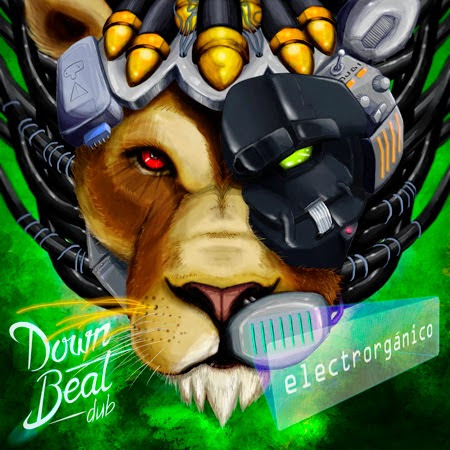 [DPH021] DownBeat dub - Electrorgánico / Dubophonic