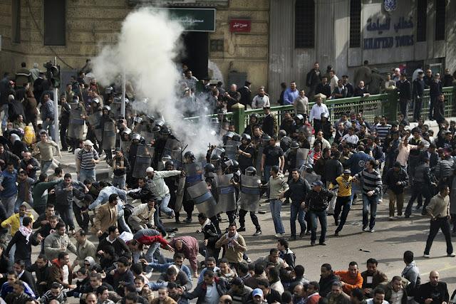 Egyptian Revolution شريف الحكيم Police1.28