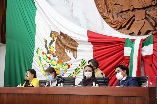 Aprueba congreso del estado programa Legislativo para periodo ordinario de sesiones