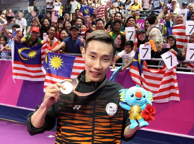 PM ucap tahniah pada Chong Wei