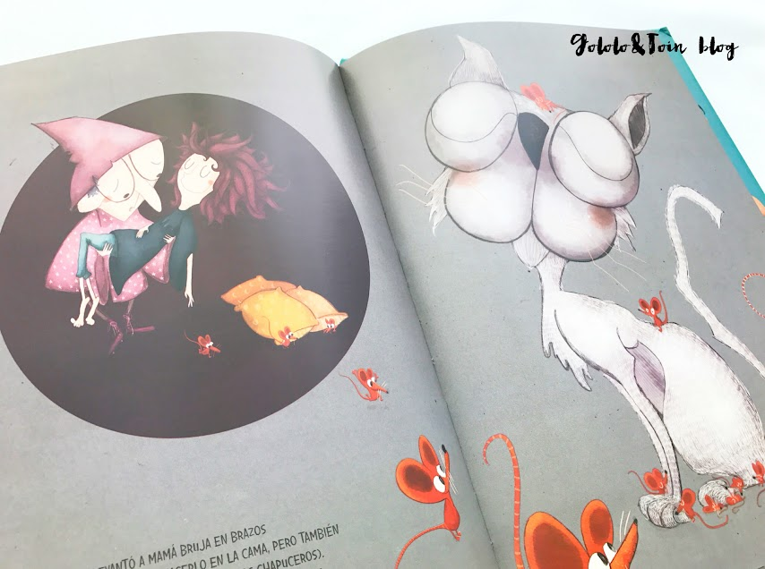 la-bruja-pocha-album-ilustrado-literatura-infantil-igualdad