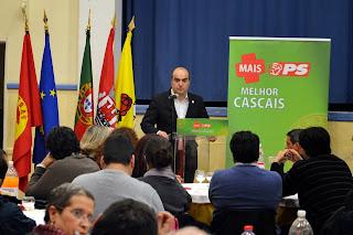 2014/01/17 - Tomada de Posse CPC e Secções Alcabideche e S. Domingos de Rana