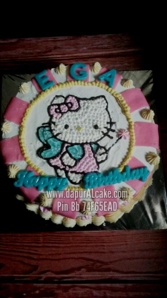 Hello Kitty Cake Al Cake Kue Ulang Tahun Bekasi