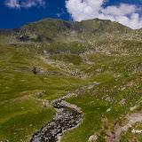Munţii Făgăraş: Valea Rea - Viştea - Moldoveanu