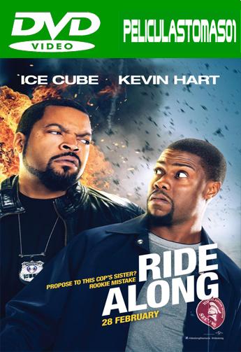 Ride Along (Un novato en apuros) (2014) DVDRip
