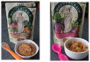repas bio bébé quinoa