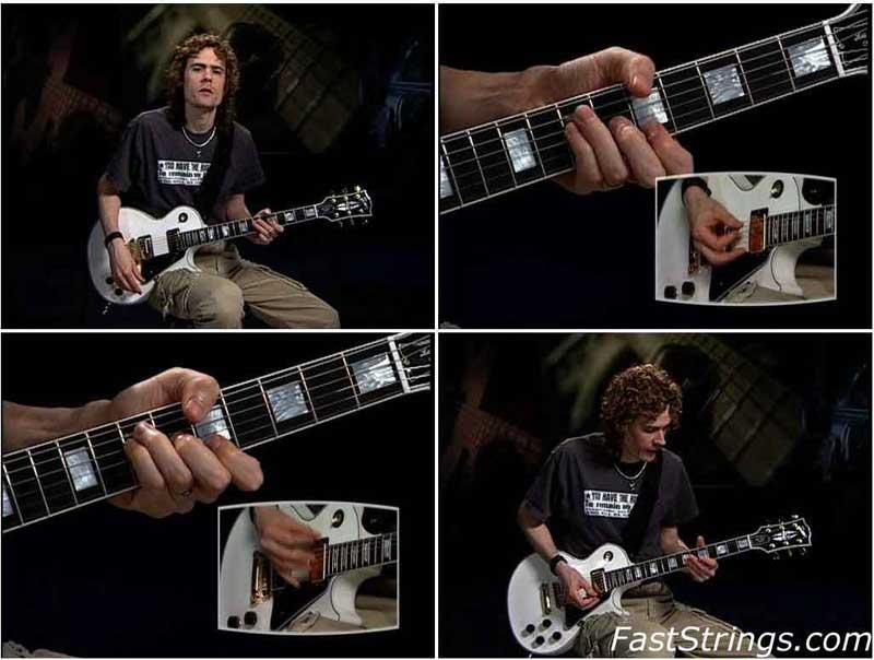 Troy Stetina - Modern Rock (Guitar Signature Licks)