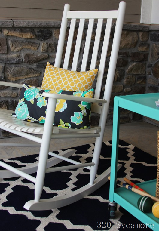 DIY Outdoor Projects: 15 Colorful Porch Ideas (Part 2)