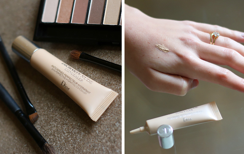 Among my current beauty favorites, this Diorskin Nude Concealer form Dior.