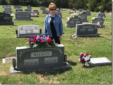 05-21-2018 Enloe Cemetery Flowers (3)