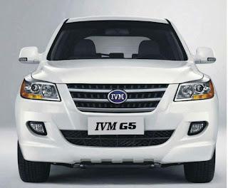 Innoson G5 SUV