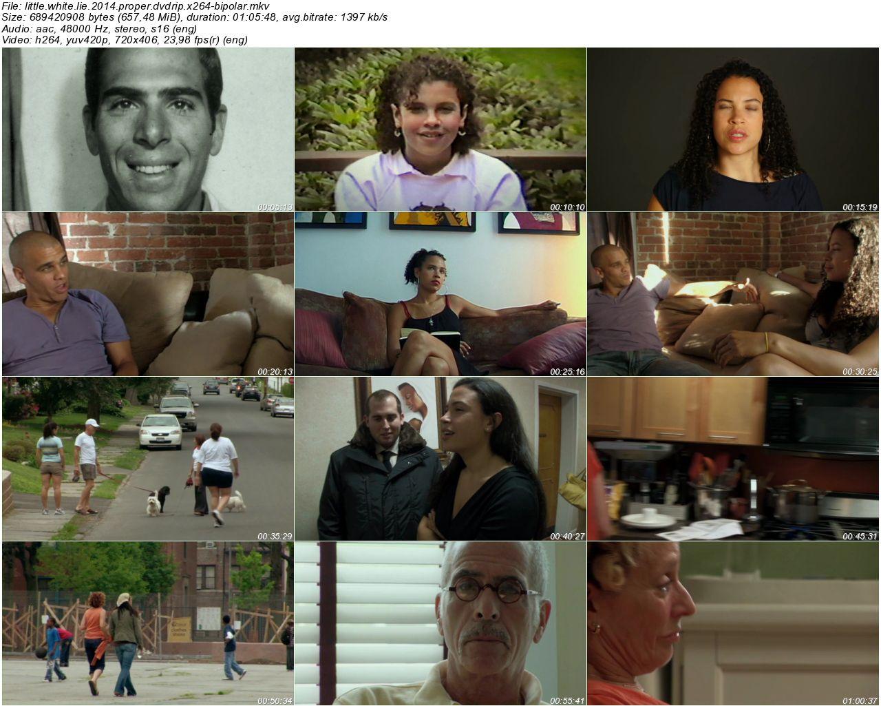 Little White Lie - 2014 DVDRip x264 - Türkçe Altyazılı Tek Link indir