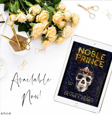 Noble Prince by Devney Perry now available!