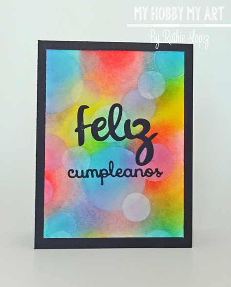 Efecto Bokeh, Tutorial, Latinas Arts and Crafts, Ruthie Lopez 4