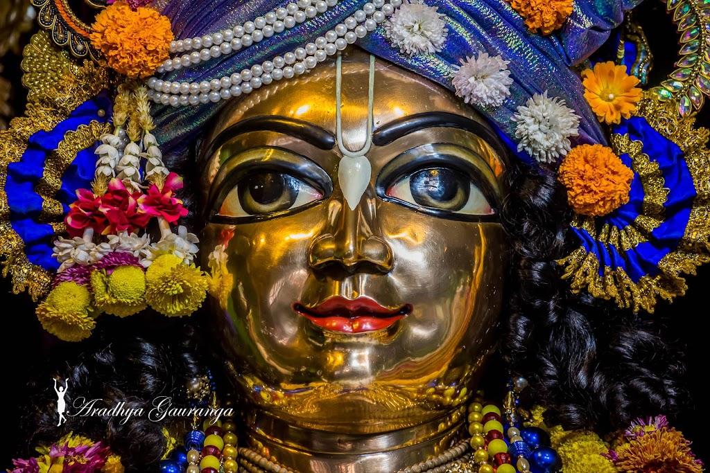 ISKCON Mayapur Deity Darshan 11 Jan 2017 (2)