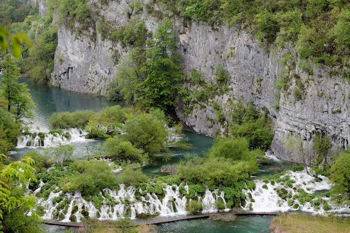 Postcard From Plitvice Lakes National Park