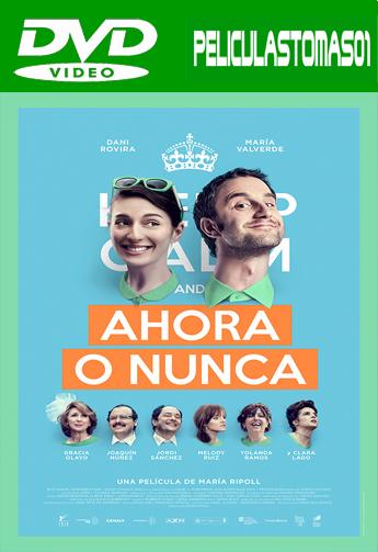 Ahora o Nunca (2015) DVDRip