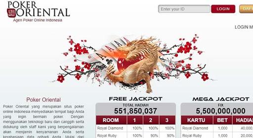 Pokeroriental Bandar Judi Online Terpecaya