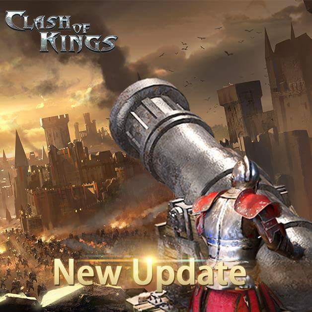 Clash of Kings v3. 29.0 Güncellemesi Geldi