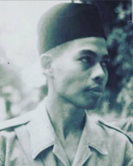 On this day, 1945. Jenderal Soedirman terpilih menjadi Panglima Besar TNI yang pertama