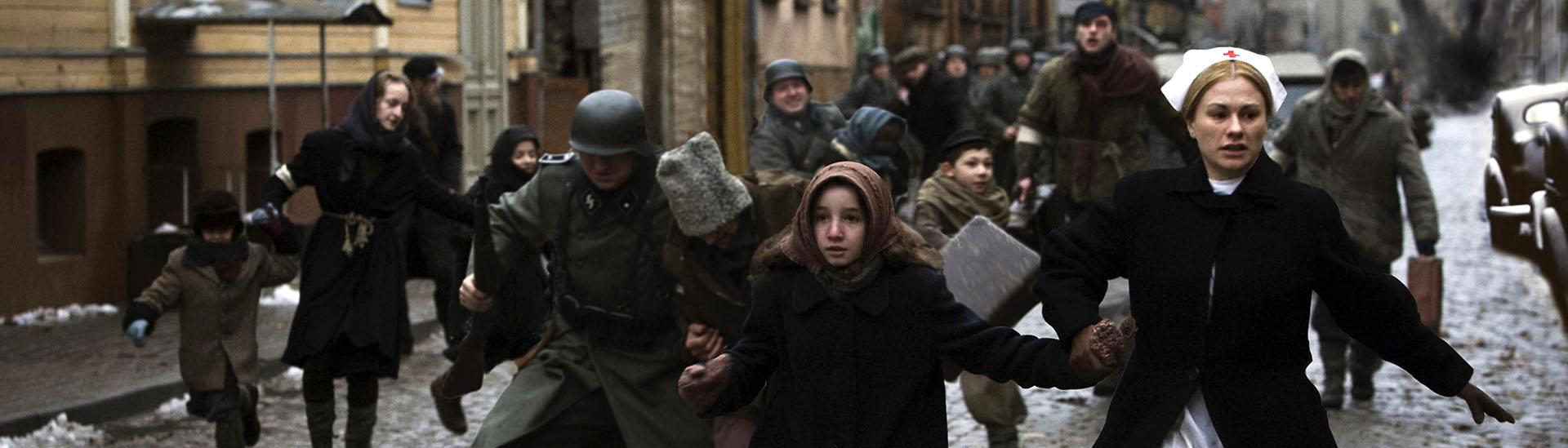 Baner filmu 'Dzieci Ireny Sendlerowej'