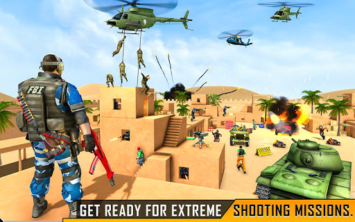 Secret Agent FPS Shooting - Counter Terrorist Game android2mod screenshots 4