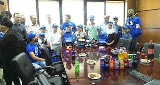 En collaboration avec Ness El-Khir : ABC Pepsi distribue plus de 2 000 cartables aux nécessiteux.