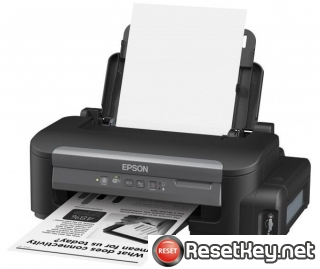 Reset Epson M105 printer Waste Ink Pads Counter