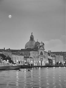 Le Zitelle, or Santa Maria della Presentazione, from San Giorgio Maggiore, 5:54am
