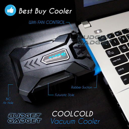 Cooling/Pendingin Laptop CoolCold Universal Laptop