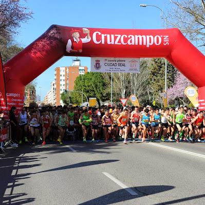 Carrera de Ciudad Real 2014 - Carrera