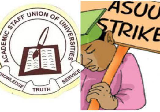 BREAKING: ASUU Joins Ongoing NLC Strike