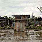 Los baños en el río