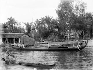 gambar perahu tambangan banjarmasin