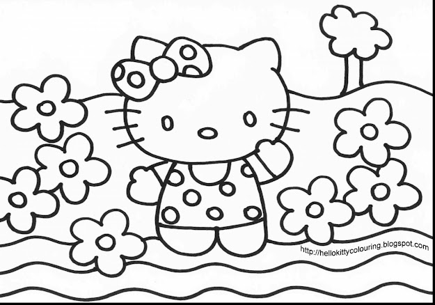 Fantastic Hello Kitty Coloring Pages With Hello Kitty Halloween Coloring  Pages And Hello Kitty Happy Halloween