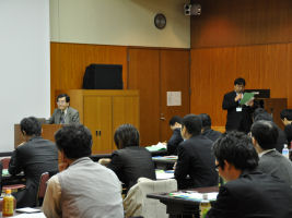 BASセミナー2008 第2回 「腐食における電気化学」 元東京大学工学部 助教授 渡辺 訓行 先生