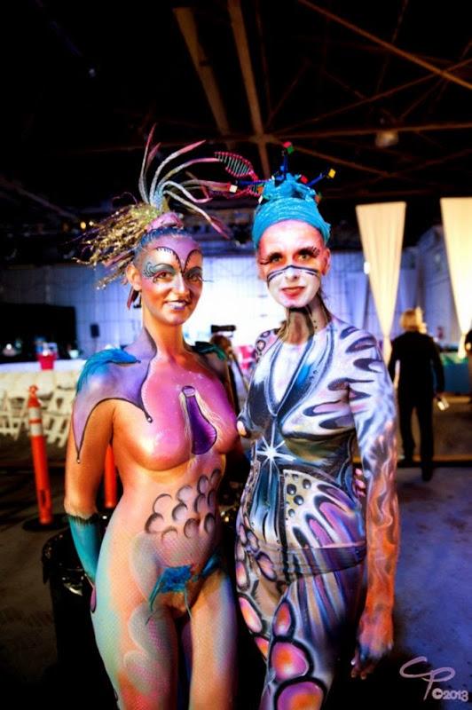 Live Body Art » Coryographix Photography Blog