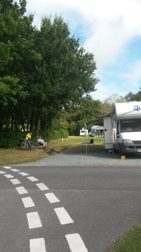 Rookesbury Park Caravan Club Site at Rookesbury Park Caravan Club Site