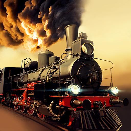 Drive Steam Train