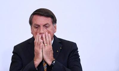 Reprovação de Bolsonaro vai a 53%, novo recorde