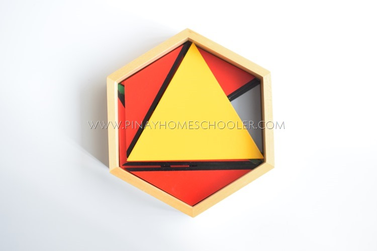 Small Hexagonal Box
