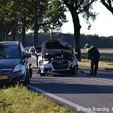 Ongeval N366 tussen Veendam en Pekela - Foto's Teunis Streunding