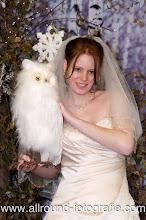 Bruidsreportage (Trouwfotograaf) - Foto van bruid - 055