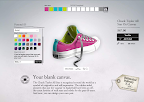 You can make 14 different choices to personalize your shoes.
