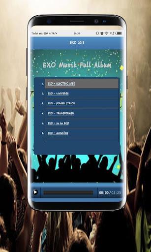 EXO Music Full Album 2018