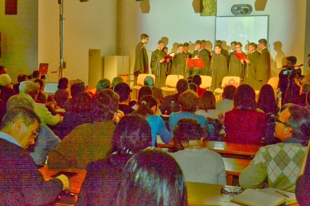 Seara cultural duhorvniceasca la FTOUB 079