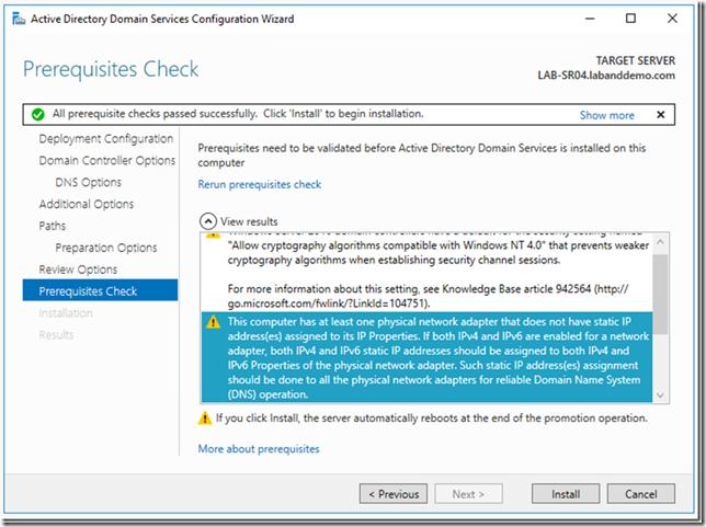 Windows Server 2016–Active Directory–Part1 ~ Santhosh Sivarajan's Blog