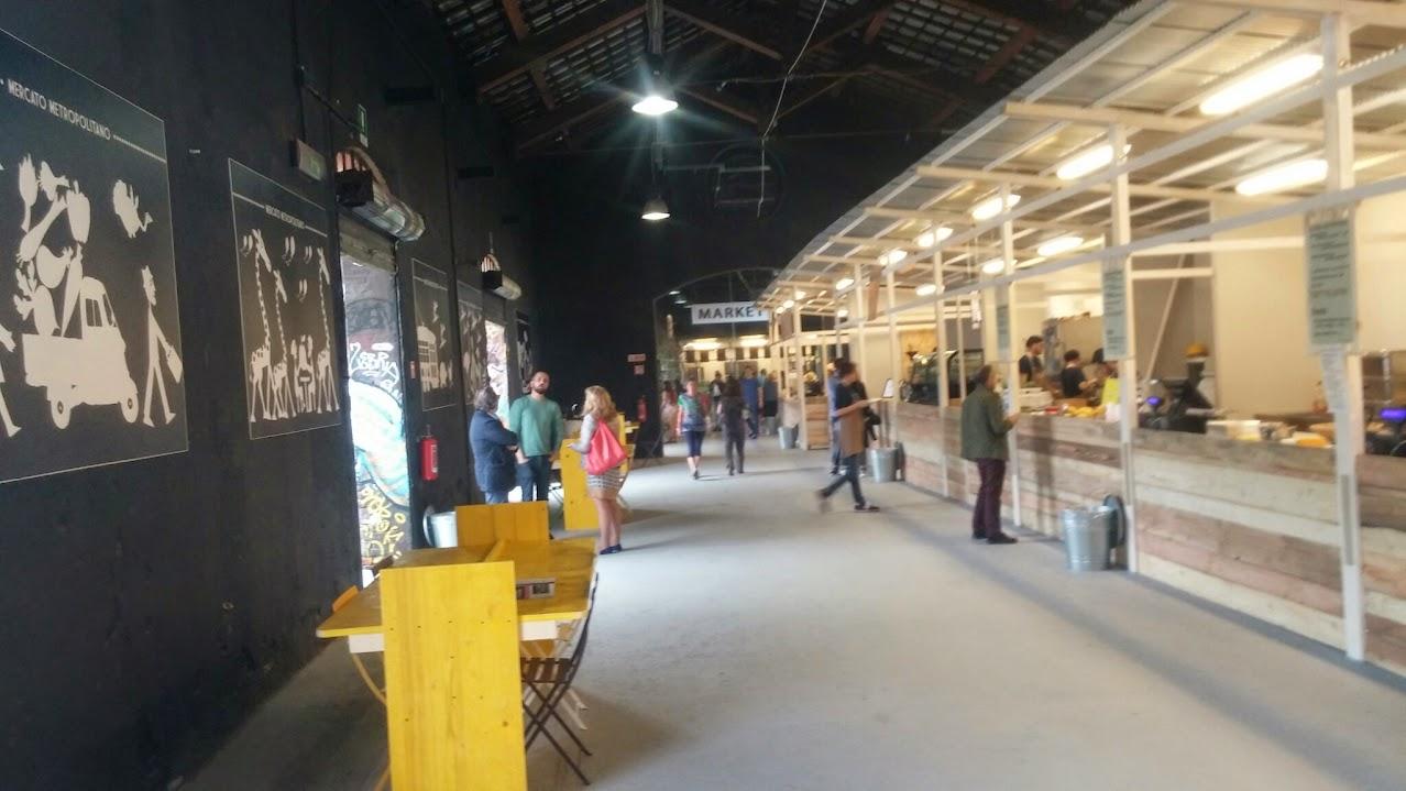 Mercato metropolitano di milano sulle ceneri della fiera di sinigallia ecco uno spazio cool - Fiera della casa milano ...