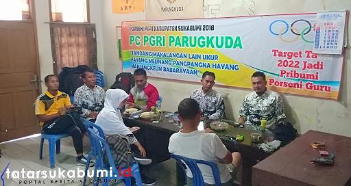 Guru Honorer Kecamatan Parungkuda Siap Turun Geruduk Pendopo Sukabumi